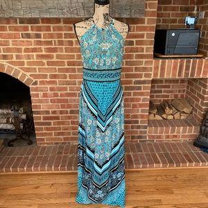London Style Maxi Dress, 8